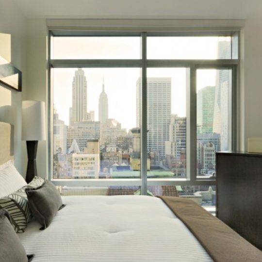 The Bedroom at 18 West 48th Street - Centria