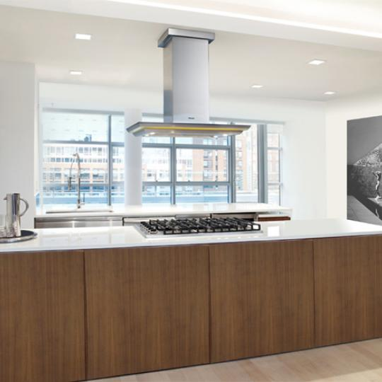 Chelsea Modern Kitchen – Manhattan Condos for Sale