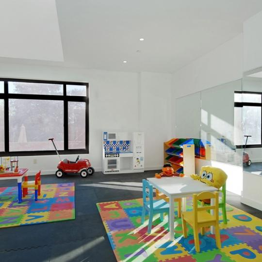 Children Playroom- 500 Fourth Avenue