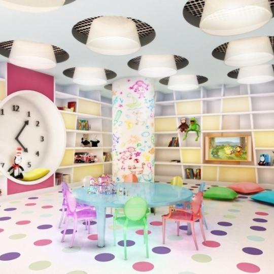 Children's Playroom 322 West 57th Street