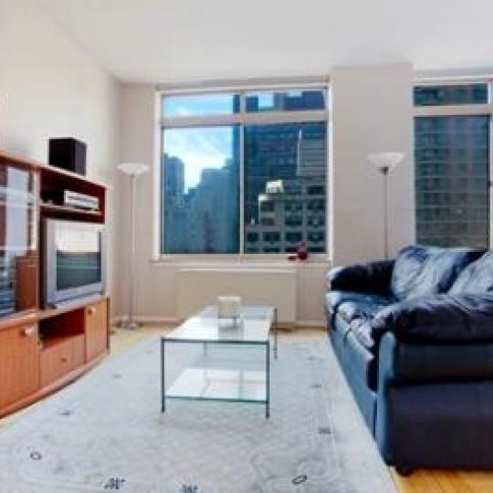 Living Room - NYC - 236 E 47th Street - Manhattan
