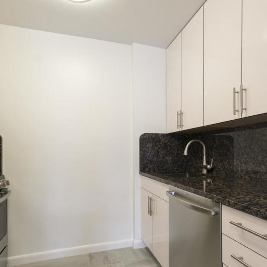 Kitchen at The Colonnade in Upper East Side - Condos for sale