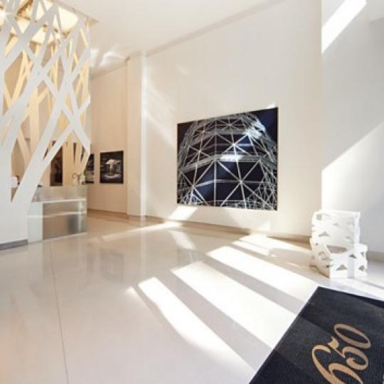 Lobby - The Cammeyer NYC Condos - 650 Sixth Avenue