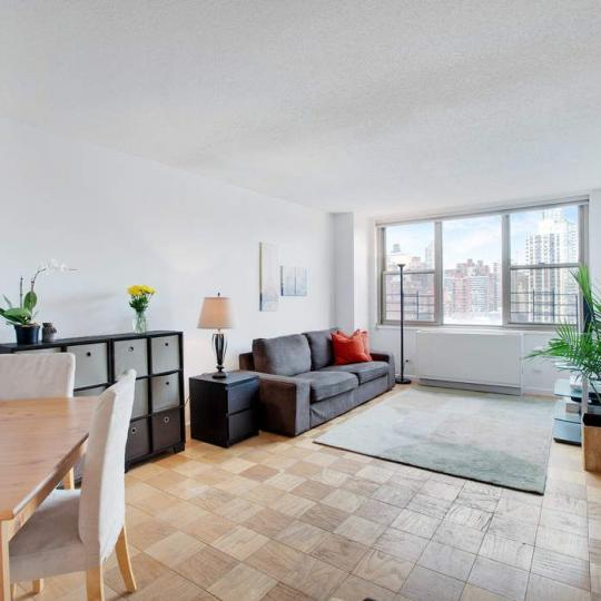Continental Towers - Living Room - Condominiums - New York