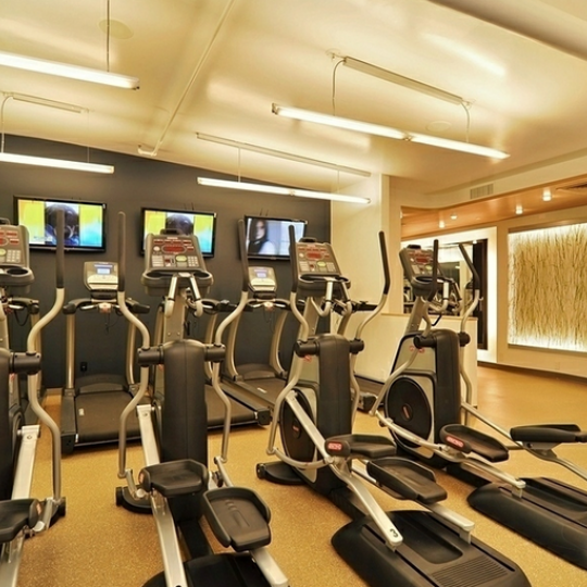 Fitness Center - 301 East 79th Street - NYC - Luxury Condos