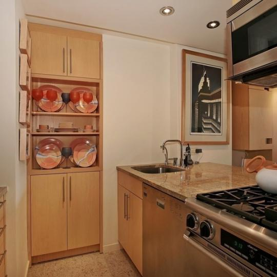301 East 79th Street - Manhattan - Apartment - Kitchen