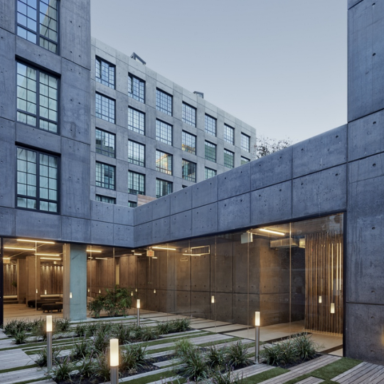 205 Water Street Entrance - condo for sale in NYC