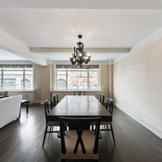 170 East 77th Street Dining Area – Manhattan New Condos