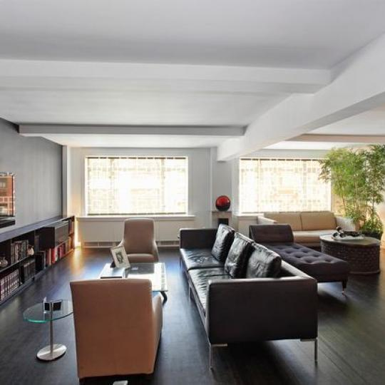 Diamond House Living Room – Manhattan Condos for Sale