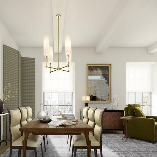 Dining Room- 150 West 12th Street