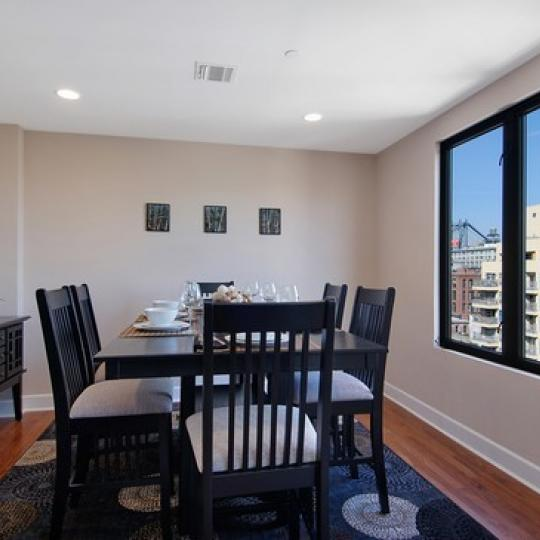 Dining Room- 185 York Street