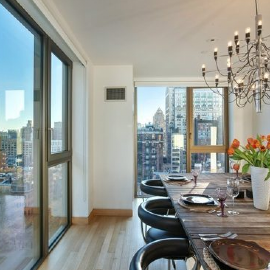 Dining room- 50 Gramercy Park North