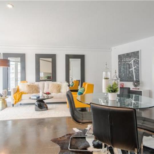 Dining Room- 618 Washington Avenue- NYC condo for sale