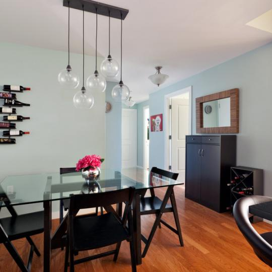 Dining Area - One Hunters Point - Condos - Long Island City
