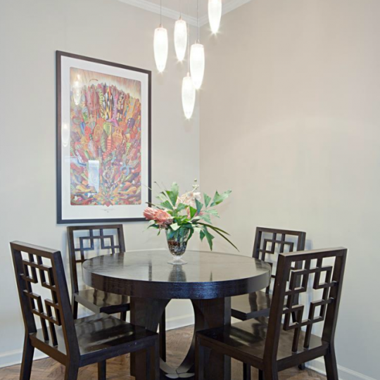 Dining Area - The Promenade at 530 East 76th Street