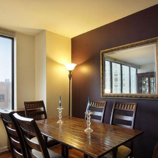 Dining Area - 422 East 72nd Street - Condos - Upper East Side