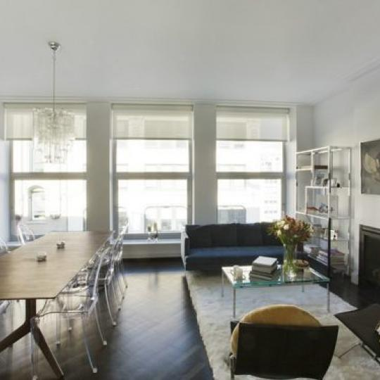 Dining Room- 16 west 21 street- Flatiron condo for sale