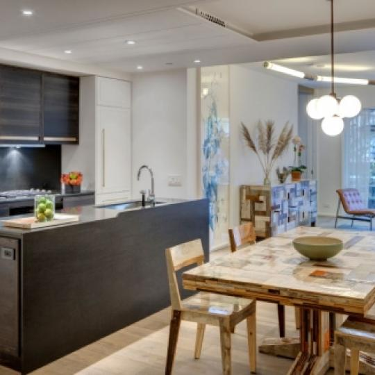 Kitchen in 345 Meatpacking - NYC Condominiums for Sale