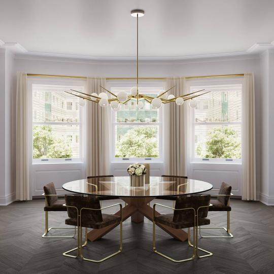 Dining Room at The Belnord - 225 West 86th Street