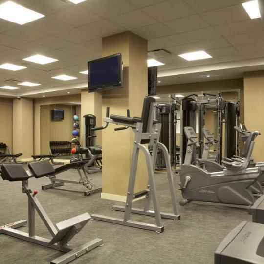 111 Fulton Street Manhattan – Gym