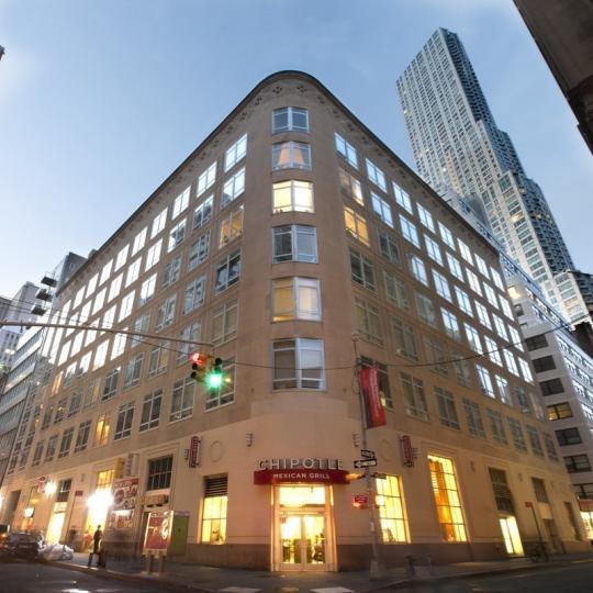 111 Fulton Street outside – Manhattan New Condos