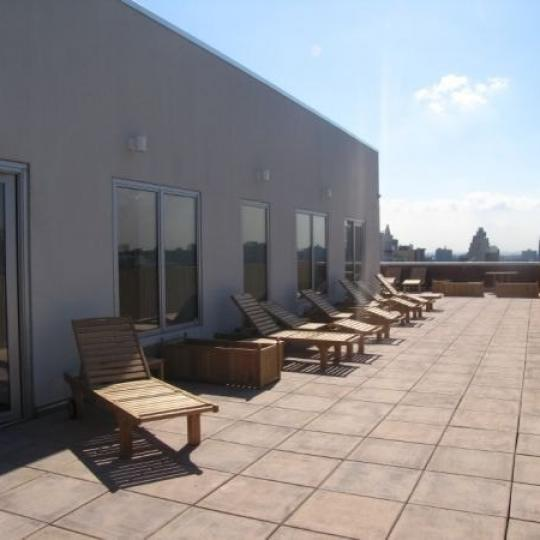 Condos for sale at Dwyer Condominium in NYC - Rooftop Terrace
