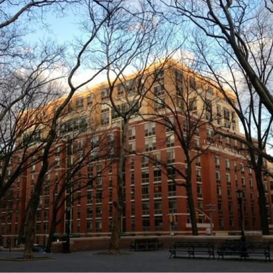 Ellington on the Park outside - New Construction Manhattan