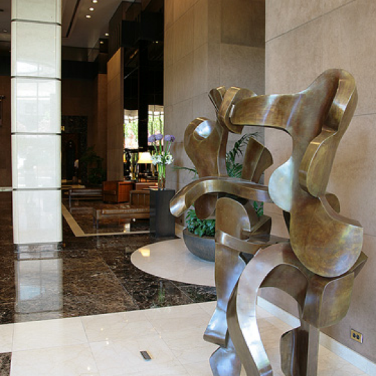 Lobby - 330 East 38th Street - New York City - Condos