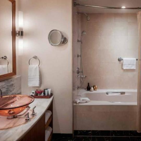 The Jumeirah Essex House Bathroom - 160 Central Park South Condos for Sale