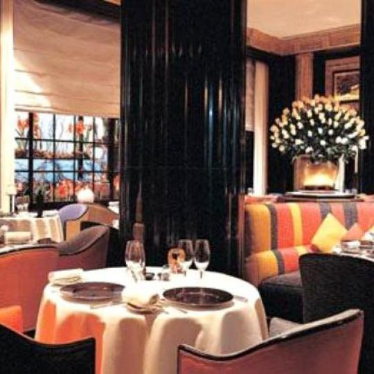 The Jumeirah Essex House New Construction Building Restaurant - NYC Condos