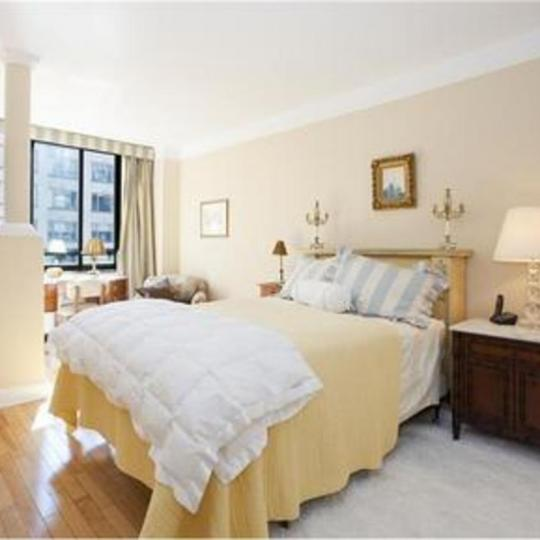 Condos for sale at Evans Tower in NYC - Bedroom