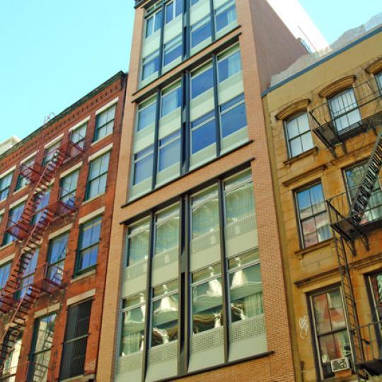Exterior - 72 Mercer Street - Soho - Condominium For Sale