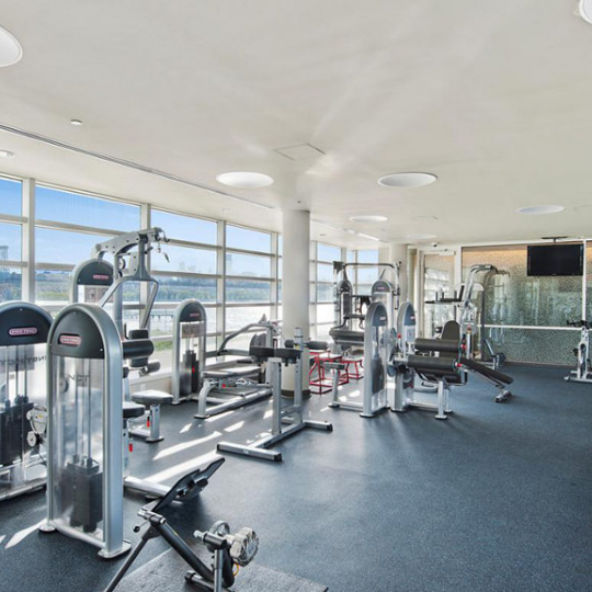 Fitness Room- 47 North 4th Street