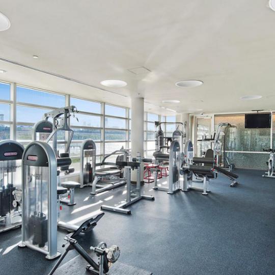 Fitness Room- 47 North 4th Street