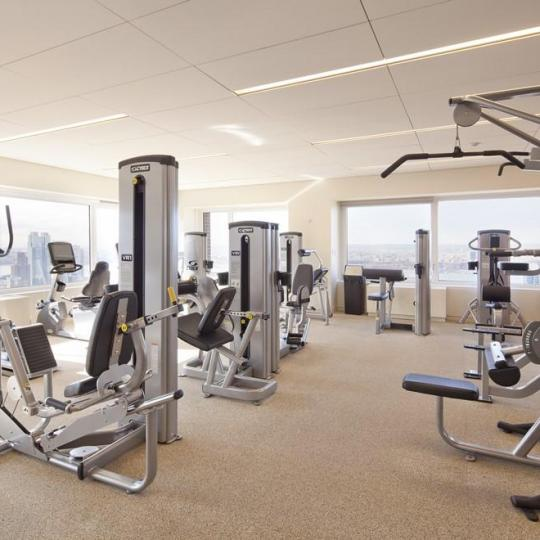 Fitness Room- The Sheffield 57
