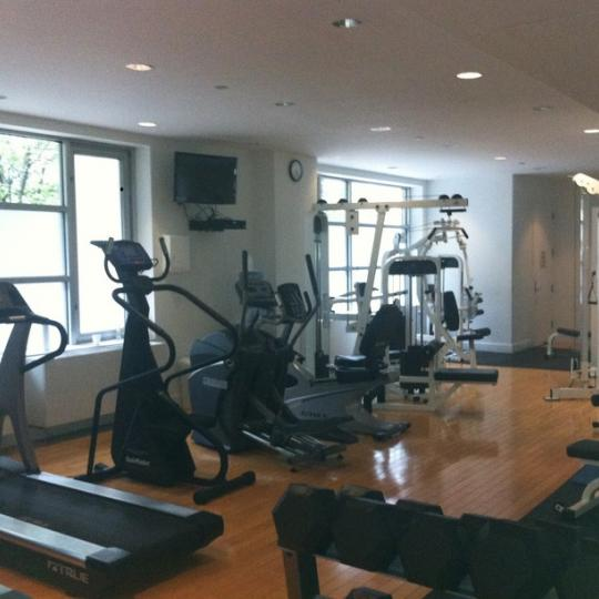 Wide variety of amenities at 151 West 17th - Fitness Center