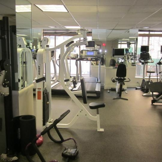 Wide variety of amenities in  Upper East Side - Fitness