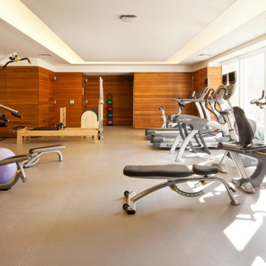 Fitness Center - The Laureate - Manhattan - Apartment For Sale