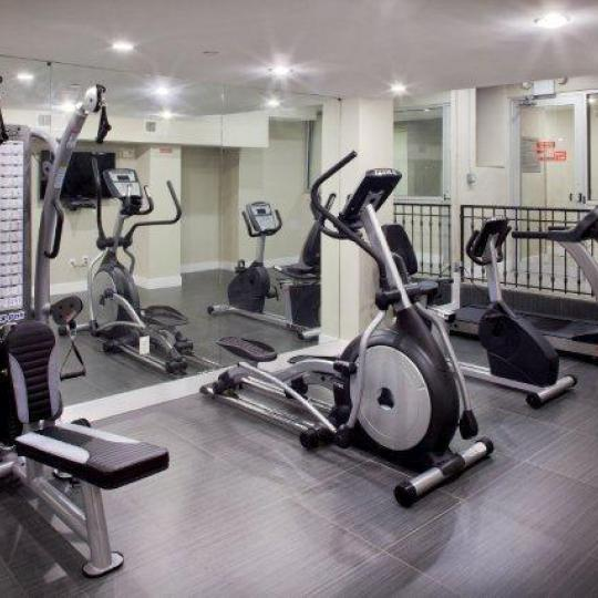 Fitness Center - 159 West 118th Street - Harlem