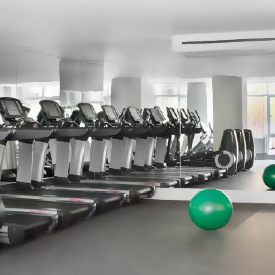 Fitness Room- be@Schermerhorn