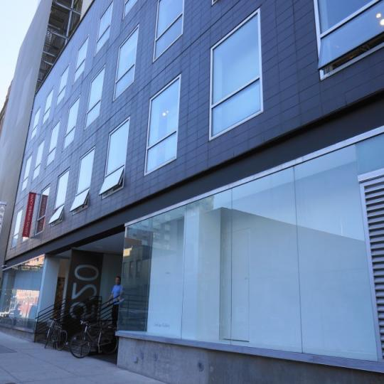Building entrance - Flank - 520 West 27th Street - Chelsea Condos
