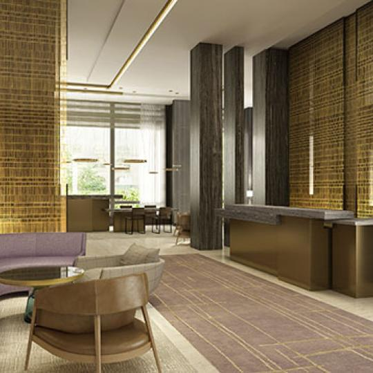 Four Seasons Hotel - Apartments for Sale Lounge