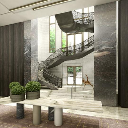 30 Park Place - Condos for Sale Reception