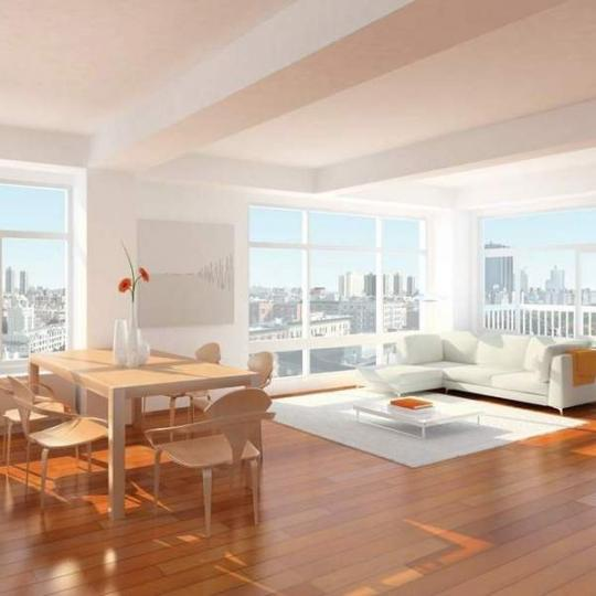 Apartments for sale at Graceline Court in South Harlem - Living Room