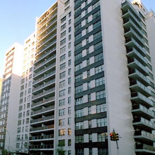 Exterior Gramercy Park Towers - NYC Condos for Sale