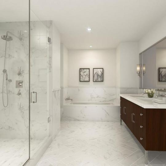 Bathroom at The Tower in Manhattan - Condos for sale