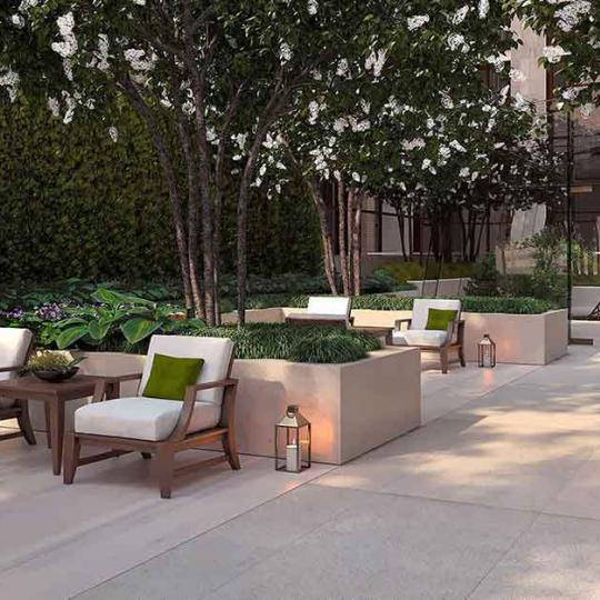 Apartments for sale at 215 East 19th Street in Manhattan - Garden