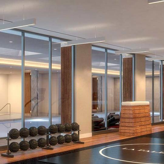 Fitness Center at The Tower in Gramercy Square