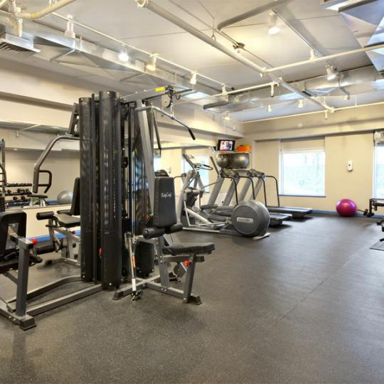 113 Water Street Condos for Sale - Gym