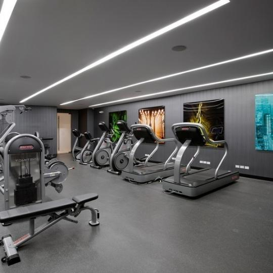 Gym at 15 Union Square West - Condominiums in the Flatiron District